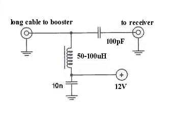 Preamplifier Booster Tv Uhf Dengan 1 Transistor Arjips Blog
